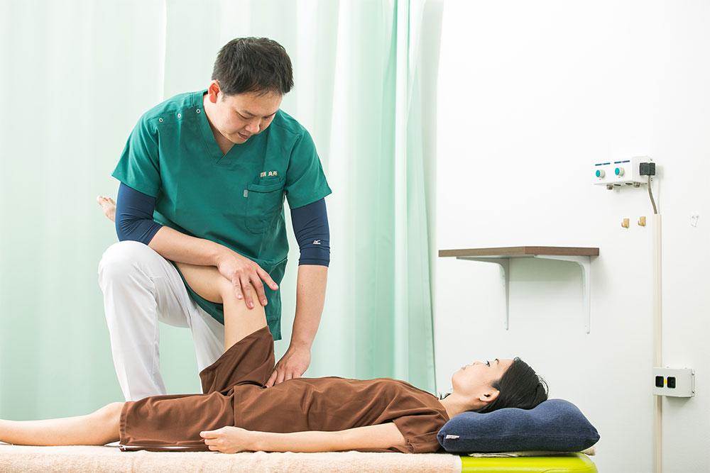 五十肩の治療2
