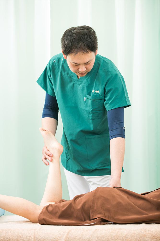 腰痛の治療1