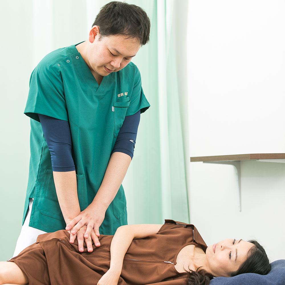 あかり整骨院の治療3
